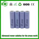 革新的で深いサイクル超ライトのための全体的な販売のSamsunge 2900mAh 18650のリチウムイオン電池