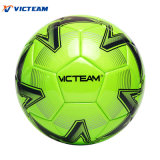 La concurrence supportable Finition brillante ballon de soccer OEM
