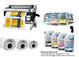 Epson Surecolor F6000/F6070/F6080/F6200/F6270/F6280를 위한 Water-Based 본래 보충물 잉크