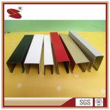 China Wholesale acústica Revestimiento en polvo de azulejos de techo en aluminio el deflector de materiales para construcción