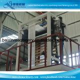 HD / LDPE à haute vitesse soufflé Film Machine Extrusion de film