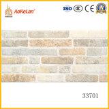 300x600mm diseño exterior de cristal mate de inyección de tinta de baldosas de cerámica para pared