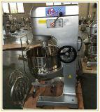Máquina planetária elétrica planetária do misturador do misturador de massa de pão do equipamento da padaria