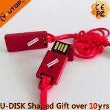 주문 로고 대중적인 선물 (YT-3218-03)로 소형 금속 USB 섬광 드라이브