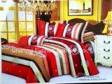 Fabrik-Verkäufe steuern Textillieferantduvet-Deckel-Baumwollbettwäsche-gesetztes Hauptgewebe 100% automatisch an