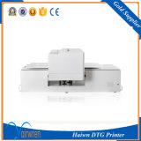 Высокоскоростная печатная машина тенниски размера большого формата A2 принтера тканья цифров DTG