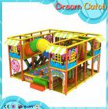 Спортивная площадка установленного детсада игры младенца крытая