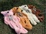 Peau d'ours de nounours de tailles importantes de peluche