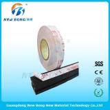 Petits rouleaux de film de protection de couleur blanche PE pour l'aluminium