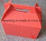 Dozen van het ei /PP plooiden het Afdrukken van /Screen van de Matrijs van /Cutting van Plastic Dozen