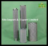 ステンレス鋼の金網のフィルター素子/水油こし器