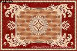 Patrón de la flor de cristal pulido azulejos alfombras de Baldosa Cerámica de 1200x1800mm (BMP66)