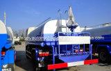 5000L 6 바퀴 물뿌리개 트럭 판매를 위한 트럭 5 톤 물 탱크
