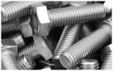 Hex Schraube für Stahlkonstruktion (ASTM A325/A490)
