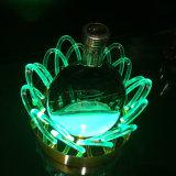 Présentoir acrylique lumineux par DEL de boisson alcoolisée
