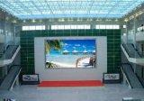 Mur polychrome fixe d'intérieur de vidéo de P5 DEL