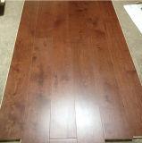Revestimento de madeira projetado da cor do café de Laqcuered carvalho UV