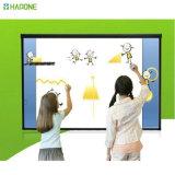Het Frame Magnetische Interactieve Whiteboard van het aluminium voor School en Bureau