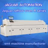 Machine de four de ré-écoulement, matériel sans plomb de soudure de ré-écoulement de R8 SMT