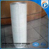 maille blanche de fibre de verre de la couleur 4X4, maille de fibre de verre utilisée dans le mur Conner