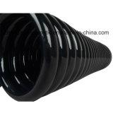 Suministro a largo plazo de alta calidad PU manguera espiral, manguera de espiral TPU, tubo telescópico de la PU