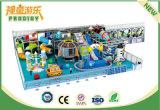 Campo da giuoco di plastica dei bambini del campo da giuoco del campo da giuoco di plastica esterno da vendere