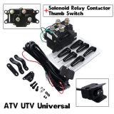 pollice dell'interruttore di attuatore dell'argano del contattore del relè del solenoide 12V che collega ATV elettricamente combinato UTV SUV