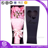 Роскошная изготовленный на заказ коробка цветка Handmade бумаги печатание упаковывая