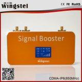 電話のための新しいモデルCDMA 850MHz 2gの移動式ブスターの使用