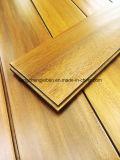 Suelo de madera del entarimado/de la madera dura de Commerlial (que bloquea tecnología)