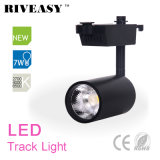 7W schwarze LED Spur mit Ce&RoHS