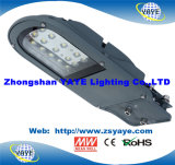 Yaye 18 Ce/RoHS/Preço competitivo 20W / Luz de Rua LED 20W Lâmpada de Estrada de LED com 3 anos de garantia
