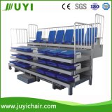 Easy Handling Multi-Functional Retractable Seats Auditorium Seating Gym Bleacher Jy-769