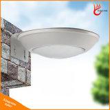 太陽庭LEDの壁ライトのための屋外ランプのレーダーの動きセンサー太陽ライト