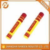 Tubo de aluminio modificado para requisitos particulares del cigarro de la talla, tubo del conjunto del calibrador de la temperatura del tubo de la tablilla