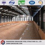La Chine des matériaux de qualité de la structure en acier préfabriqués entrepôt/atelier