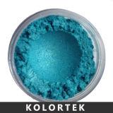 Poudre de pigments colorés au mica minéral
