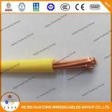Collegare del PVC dell'AWG del collegare 10 della costruzione