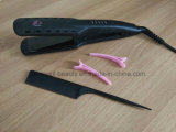 March Rush Promotional Gift Hair Straightener Ensemble de pin coupe-cheveux