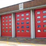 Portello industriale sezionale del garage del portello del comitato della Barretta-Prova