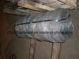 Провод связи провода вязки провода утюга низкой цены обожженный чернотой для конструкции от фабрики