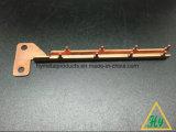 Kundenspezifisches Blech der hohen Präzisions-SPCC/verbiegende Teile mit Laser-Ausschnitt