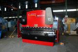 Machine à cintrer de commande numérique par ordinateur de Wd67K de frein hydraulique de presse