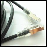 Câble de réseau SSTP CAT6A de haute qualité
