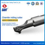 Режущие инструменты CNC скашивая филируя карбид сопрягаемый инструментом вводят Spmt120408