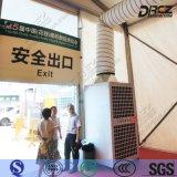 29 톤 큰 기류를 가진 공기에 의하여 냉각되는 산업 A/C 내각 유형 에어 컨디셔너