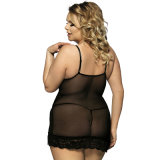 Hot Sale Transparent Lace Waist Women Sexy Sleepwear