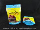 FDA de Plastic Zak van de Snack van het Voedsel met Ritssluiting