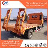 3-5 тонн низкая кровать грузового автомобиля Mini легких грузовых погрузчика