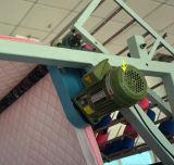 ベッド・カバー、羽毛布団のためのコンピュータ化されたマルチ針のシャトルキルトにする機械